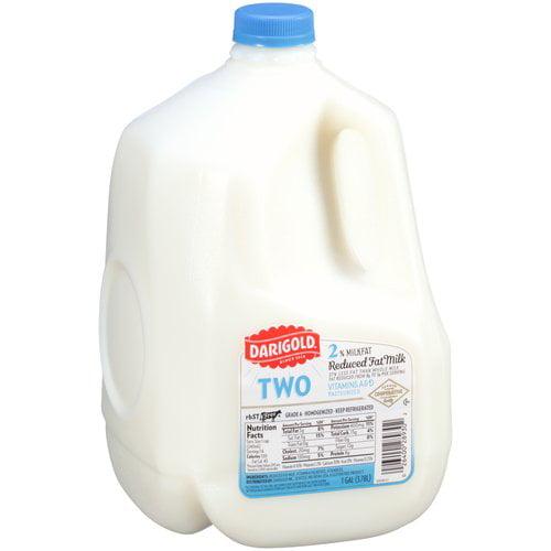Darigold 2% Reduced Fat Milk, 1 gal