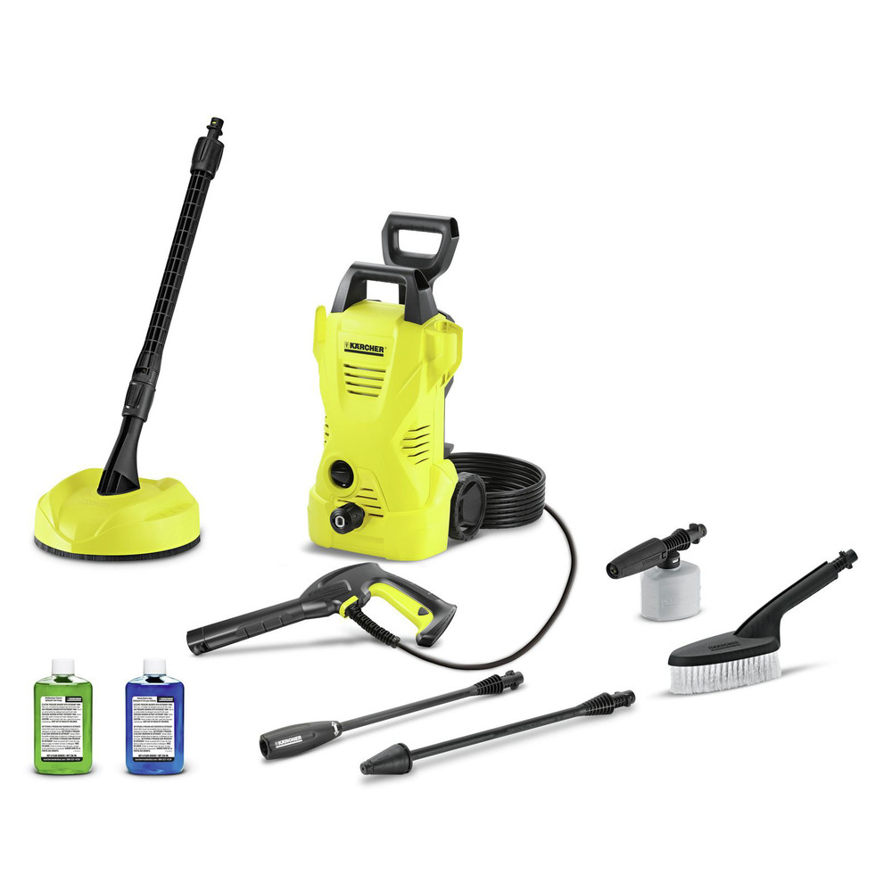 Karcher K2 Car and Home Kit 1600 PSI Electric Pressure Washer