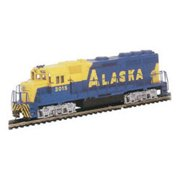 63598 GP40 Alaska N Multi-Colored