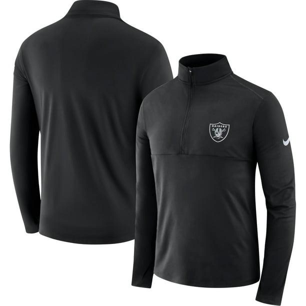 Las Vegas Nv Zip: Las Vegas Raiders Nike Fan Gear Element Half-Zip