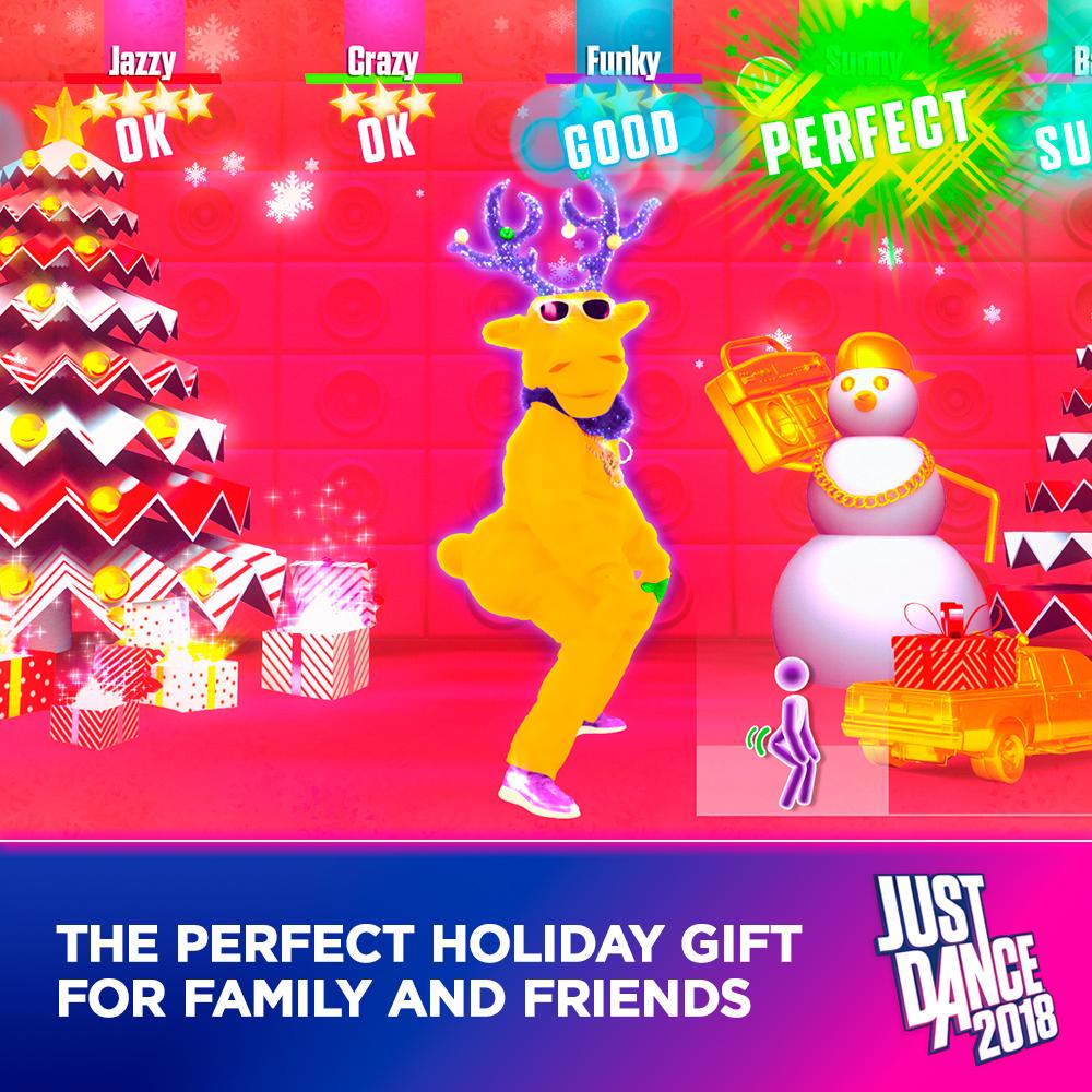 Just Dance 2018, Ubisoft, Nintendo Wii, 887256028251 - Walmart.com