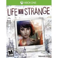 Life Is Strange, Square Enix, Xbox One, 662248916712