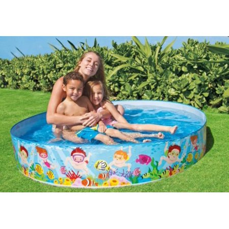 Intex Inflatable Snapset Pool - 5'X10