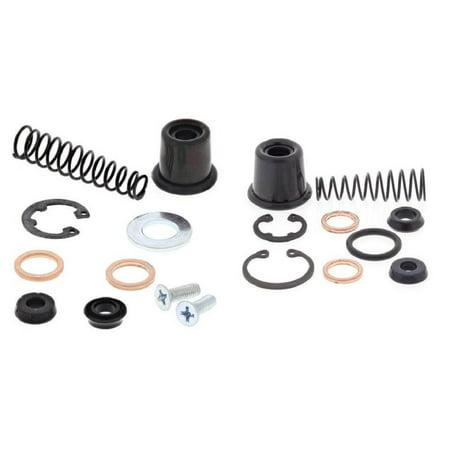 Big Wheel Brake (Front & Rear Brake Master Cylinder Rebuild Kit for Kawasaki KX80 Big Wheel)