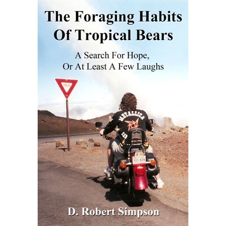 Simpsons Bear (The Foraging Habits Of Tropical Bears -)