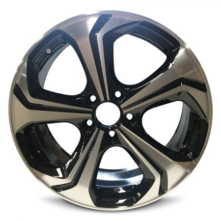 18' Black Chrome Rims - Road Ready 18