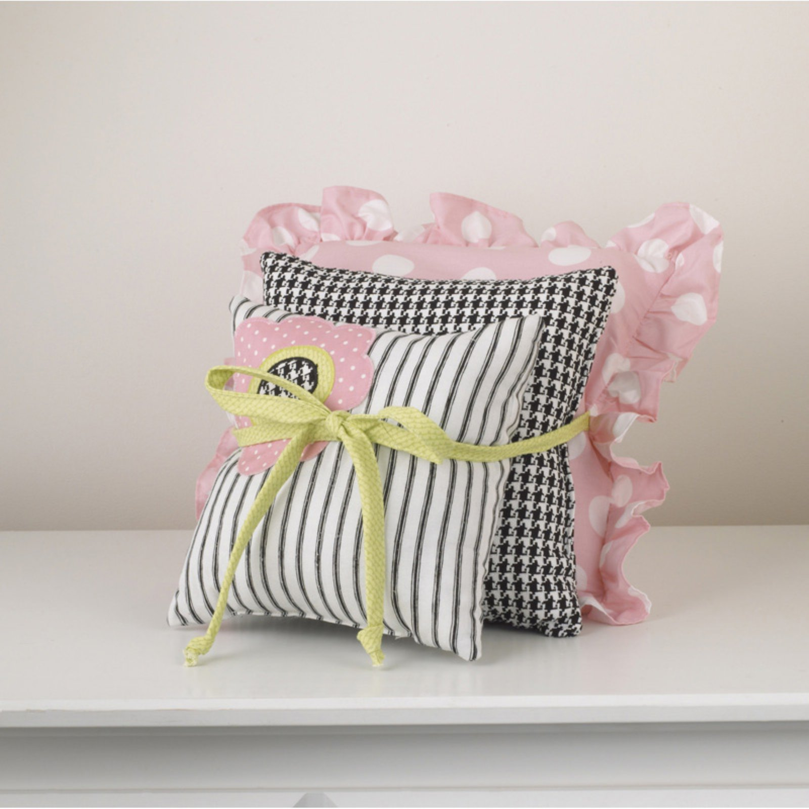 Cotton Tale Designs Poppy 3 Piece Decorative Pillow