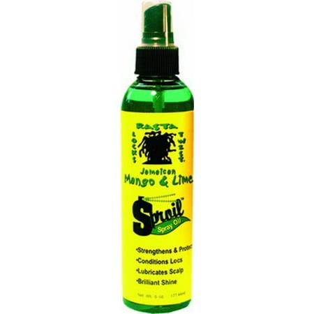 Jamaican Mango   Lime Sproil Spray Oil  6 Oz