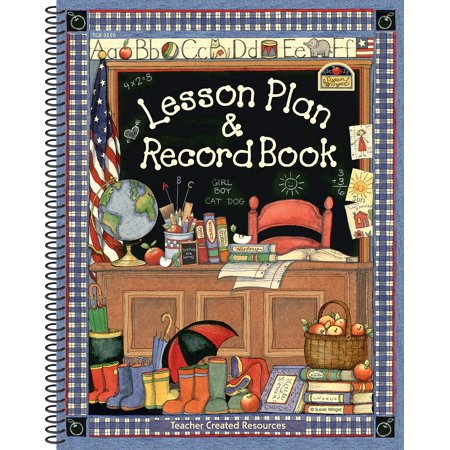 Lesson Planbook (Lesson Plan & Record Book from Susan Winget)
