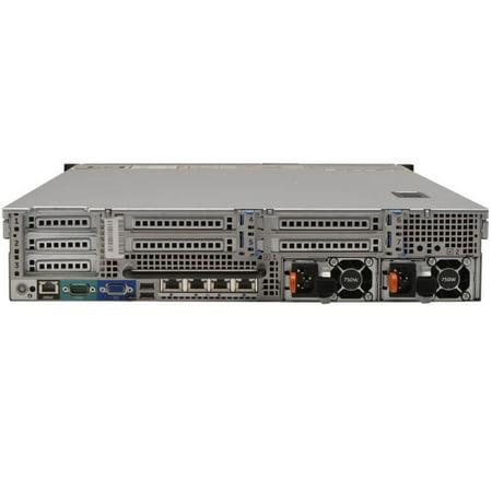 Refurbished Dell PowerEdge R720 LFF 2x E5-2660 Eight Core 2.2Ghz 64GB 3x 600GB H310 - image 2 de 3