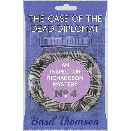 Halloween Richardson Tx (The Case of the Dead Diplomat : An Inspector Richardson)