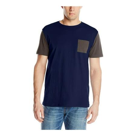 Quiksilver Mens Burford Basic T-Shirt