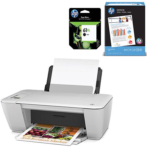 how to connect a hp deskjet 2542 to wifi