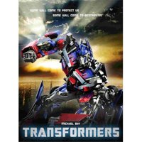 Pop Culture Graphics MOV428048 Transformers - Style P Movie Poster, 11 x 17