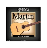 Martin Silk & Steel Acoustic Guitar Strings