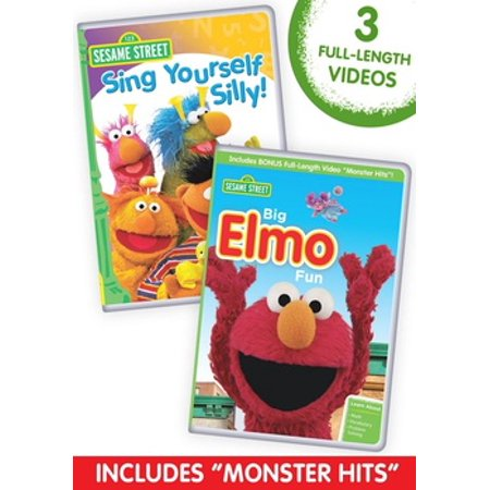 Elmo Sings (Sesame Street: Big Elmo Fun / Sing Yourself Silly!)