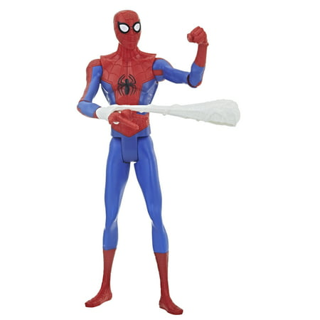 Spider-Man Into the Spider-Verse 6-inch Spider-Man Figure (Spiderman Shades)