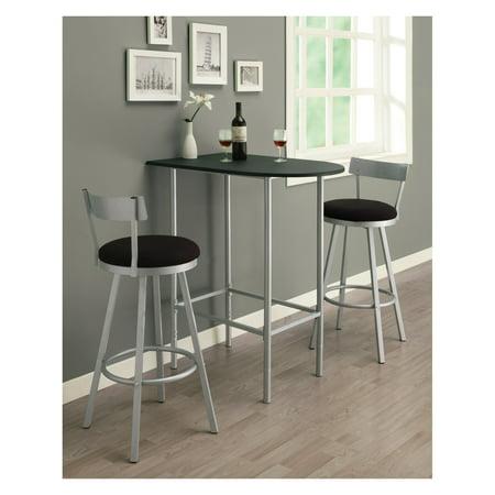 Silver Bar Table (MONARCH - HOME BAR - 24