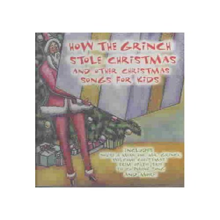Children's Chorus - How the Grinch Stole Christmas & Other Christmas S [CD]