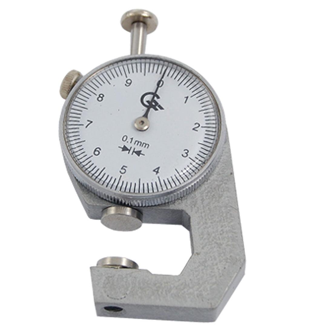 Unique Bargains Pocket Thickness Gauge Gage 0 to 10mm Measurement Tool by Unique-Bargains