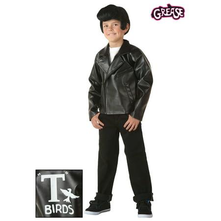 Kids Grease T-Birds Jacket](Greaser Jacket)