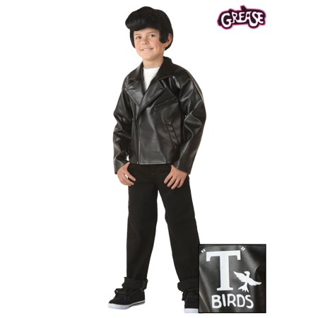 Cheap T Bird Jacket (Kids Grease T-Birds Jacket)