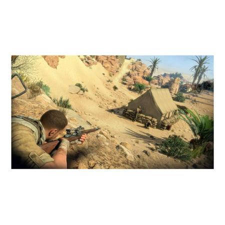 Slipper Game - Sniper Elite III Ultimate Edition, 505 Games, PlayStation 4, 812872018447