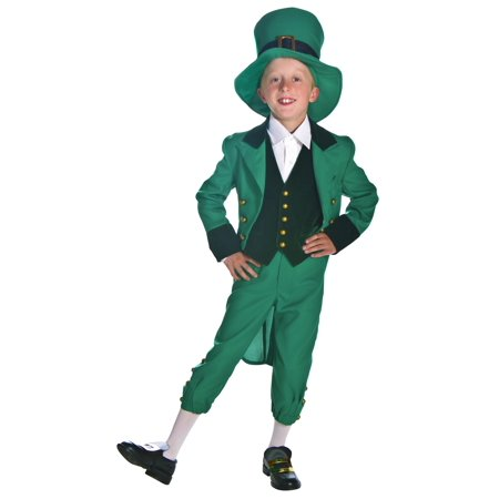Kids Leprechaun Costume](Leprechaun Mask)