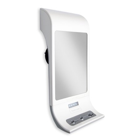 Zadro Z'Fogless Water Mirror with LED Light Panel (White)