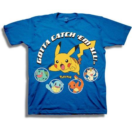 Pokemon Boys 39 Gotta Catch 39 Em All Character Bubbles