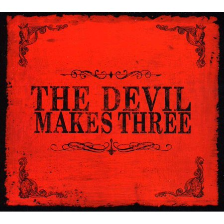 The Devil Makes Three (CD)