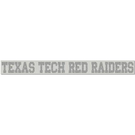 Texas Tech Decals (Texas Tech Red Raiders 2