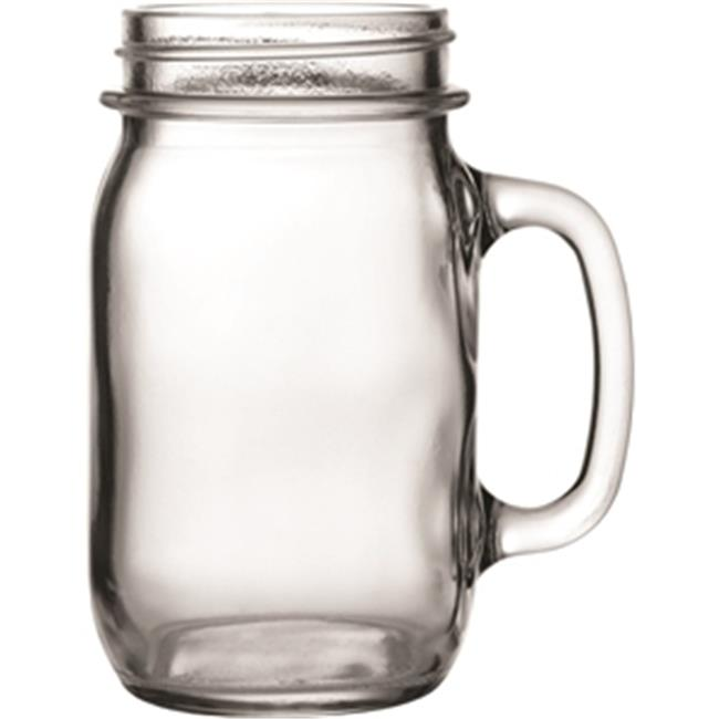 Anchor Hocking 10861 Canning Jar Mug, 16 oz.