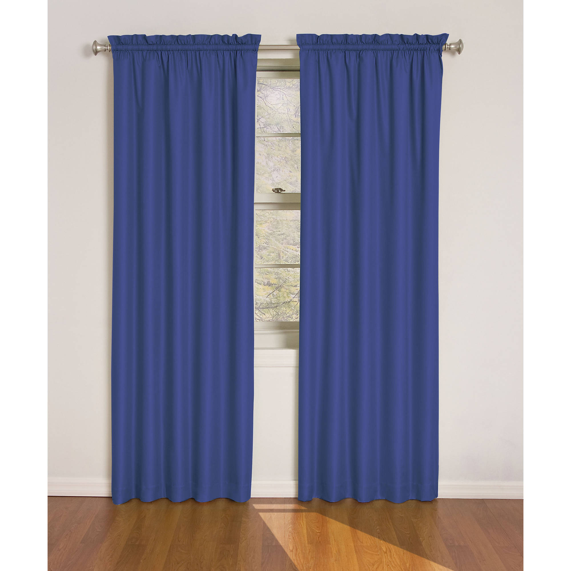 Walmart lime green curtains - Eclipse Dayton Blackout Energy Efficient Kids Bedroom Curtain Panel Walmart Com