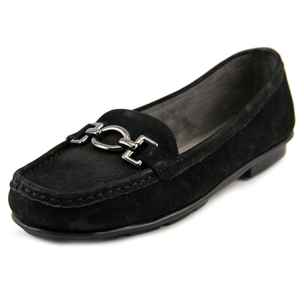 Aerosoles Hazelnut Women Square Toe Leather Loafer by Aerosoles