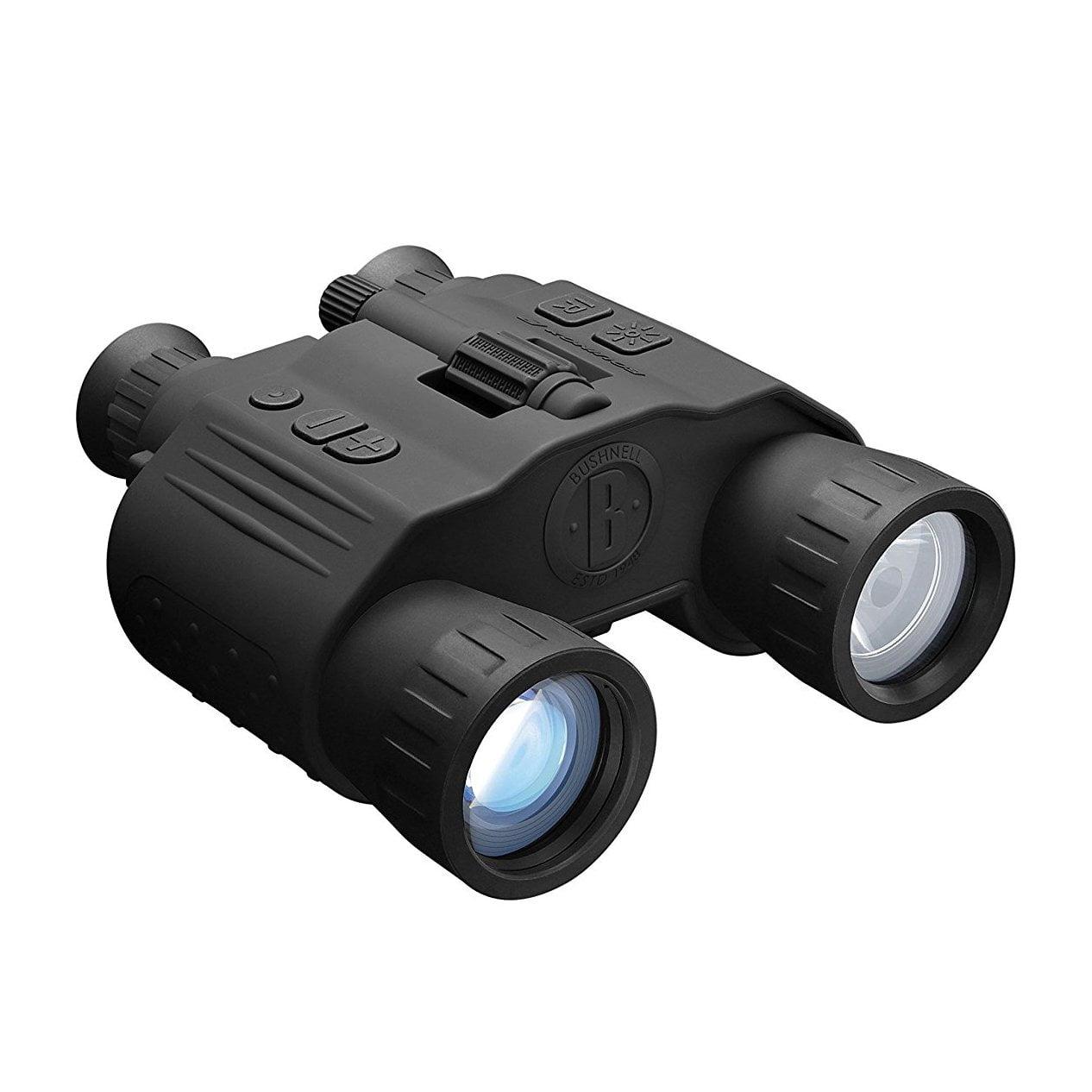Click here to buy Bushnell Equinox 260500 2X40 Z Digital Night Vision Binocular Black Box 6L by Bushnell.