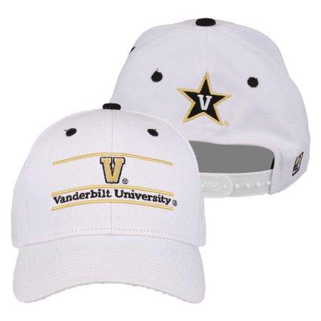 Vanderbilt Commodores Adult Game Bar Adjustable Hat - - Game Bar Hat