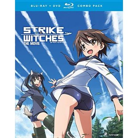 Strike Witches the Movie (Blu-ray + DVD) - Halloween Movie Three Witches