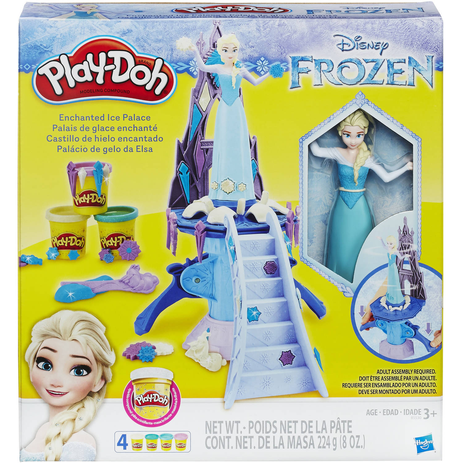 Play-Doh Disney Frozen Enchanted Ice Palace Set