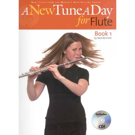 A New Tune a Day for Flute: Book 1 by