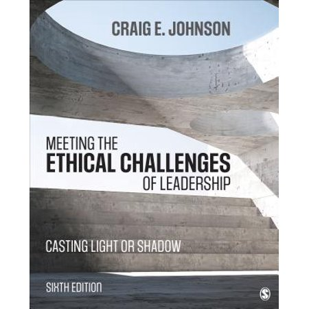 Meeting the Ethical Challenges of Leadership : Casting Light or (Challenges In Meeting The Millennium Development Goals)