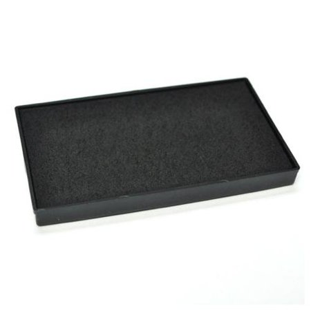 Plum Ink - Replacement Ink Pad for 2000 PLUS Printer P50, Black