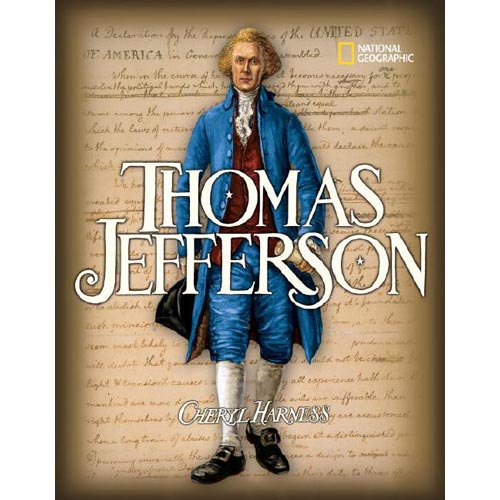THOMAS JEFFERSON [9781426300431]