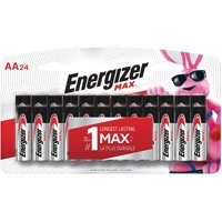 Energizer 24-Pack Max AA Batteries