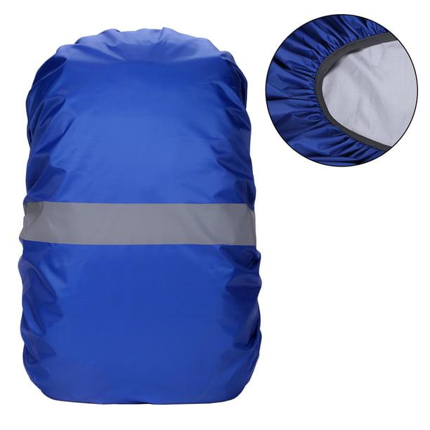 Camping Hiking Bag Raincoat Reflective  Backpack Rain Cover Waterproof Fabrics
