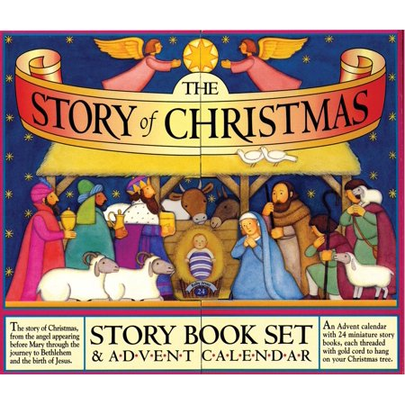 The Story of Christmas Advent Calendar (Other) ()