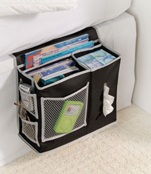 Richards Homewares Gearbox Storage Bedside Caddy by Richards Homewares