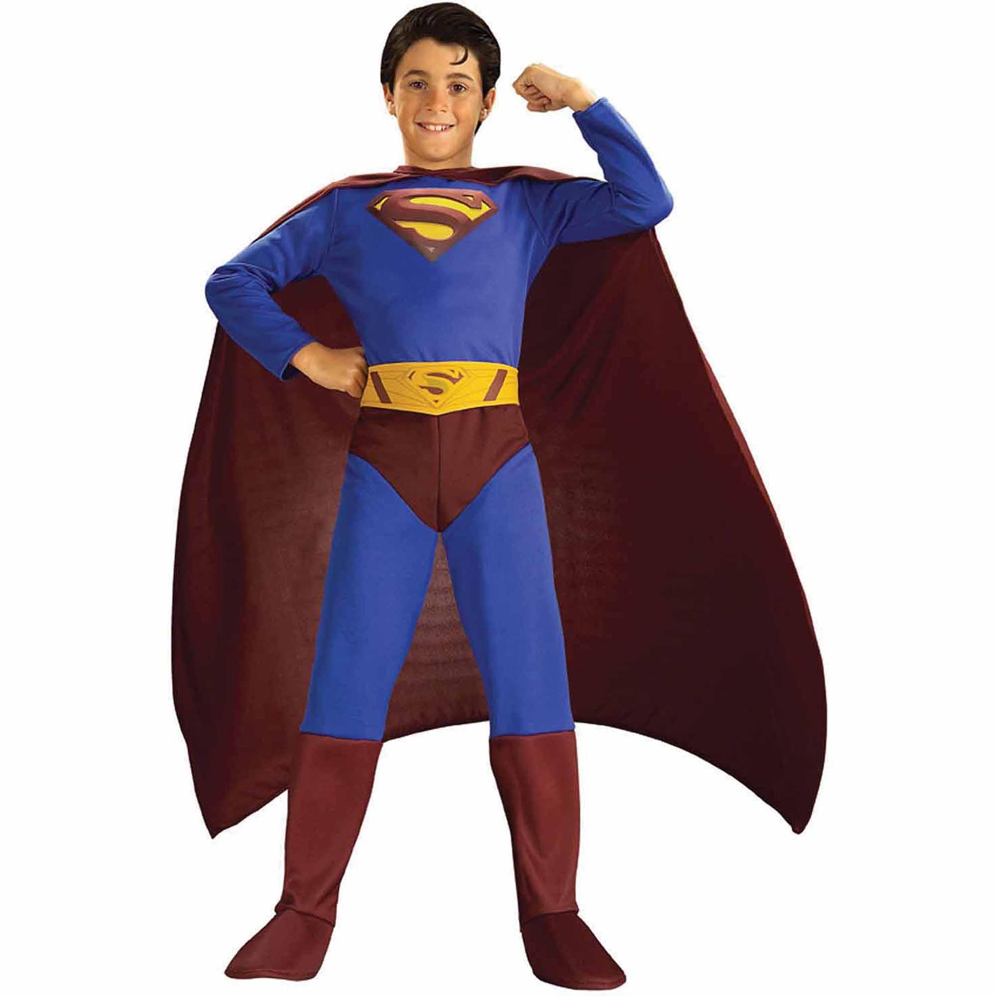 Superman Child Halloween Costume