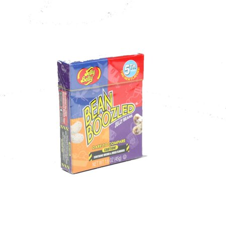BeanBoozled Jelly Beans 5th Edition with Two New Flavors - 1.6oz ()