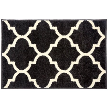 Contemporary Modern Moroccan Trellis Rug 2' x 3' - Gold Star Natural Rug